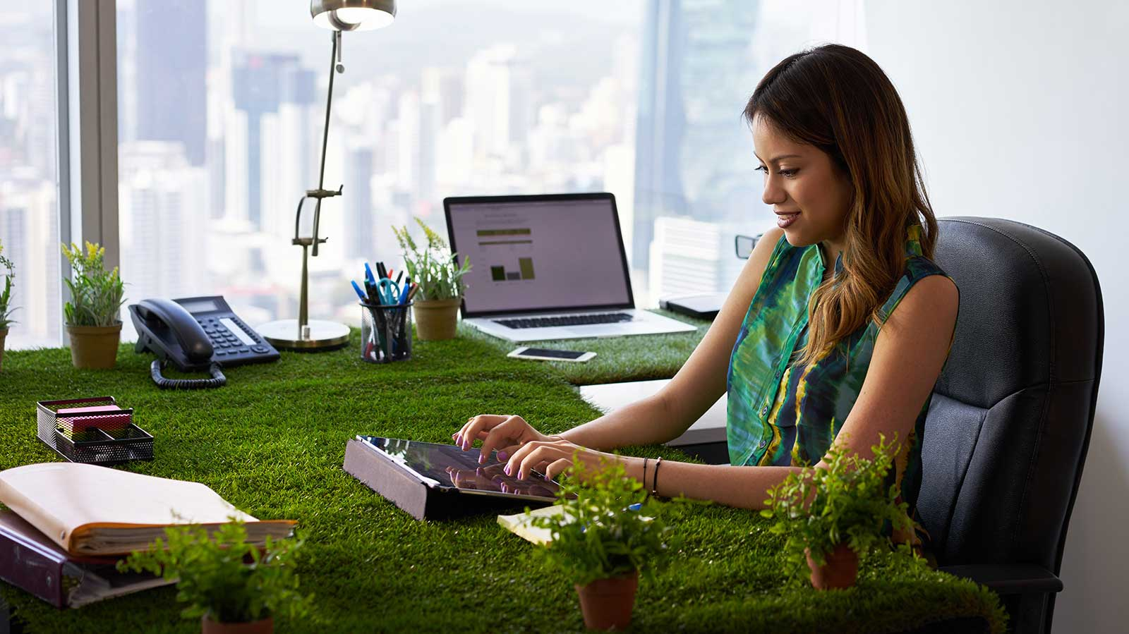 How green is your office?