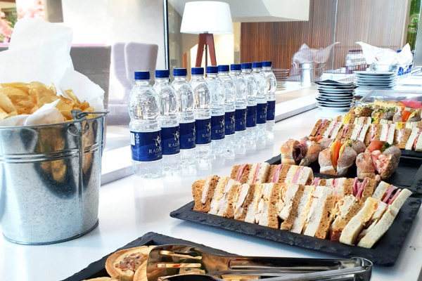 XEROX Showroom Event_Colyer Catering