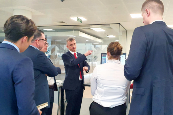XEROX Showroom Event_Colyer London Demo